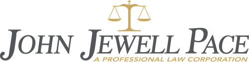 John Jewell Pace Law